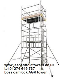 Youngmans Boss Scaffold Tower Sales Both New And Used